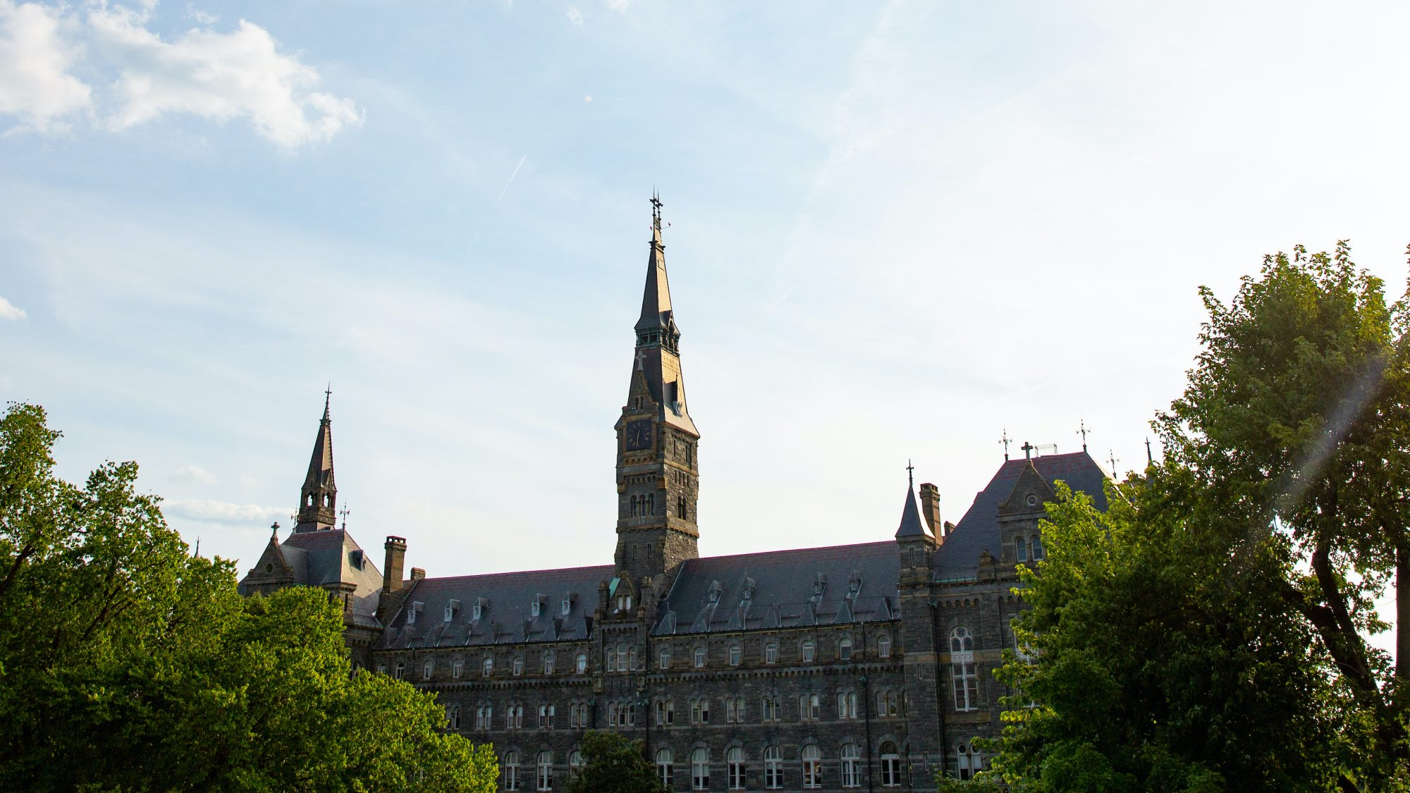 Picture of Georgetown Healy Hall Exterior